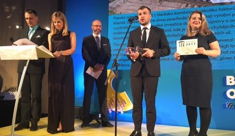 CTP Invest vince il concorso Best of Realty